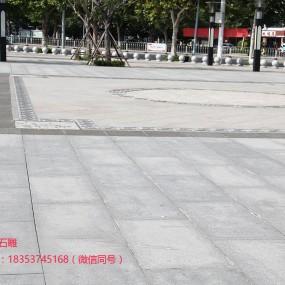 景区广场青石板铺地石图片样式大全