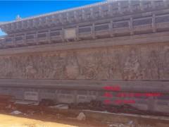 寺院精美壁画龙壁图片样式大全